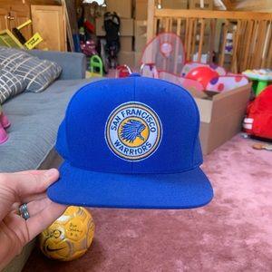 Golden state/ San Francisco warriors hat